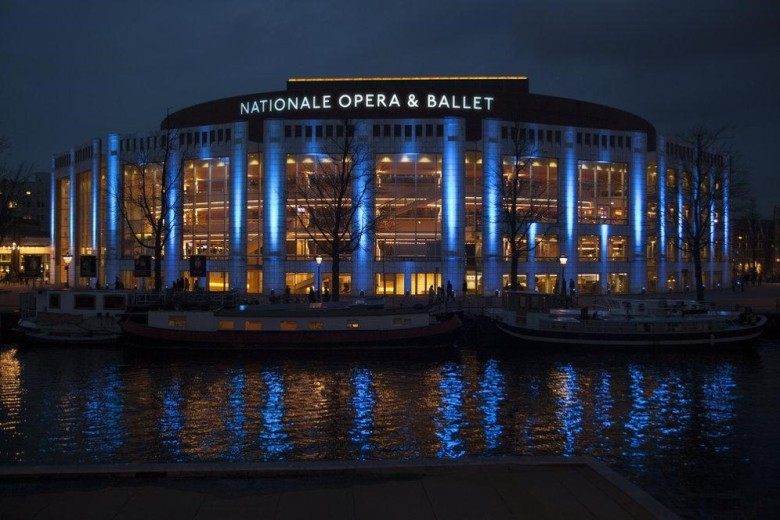 Nationale Opera en Ballet gebouw